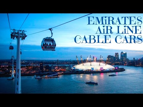 Emirates Airline Cable Car Experience