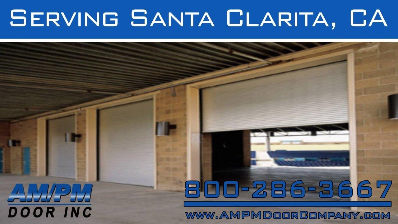Santa Clarita Broken Garage Door Electric Security Access Service