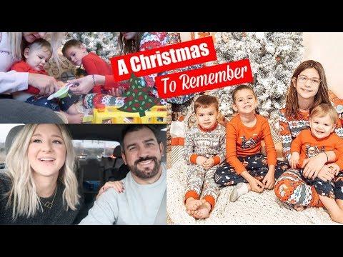 A CHRISTMAS TO REMEMBER   CHRISTMAS DAY VLOG 2018