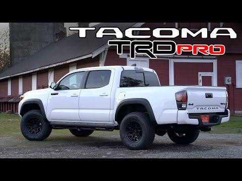 2020 Toyota Tacoma TRD Pro | Major Upgrades