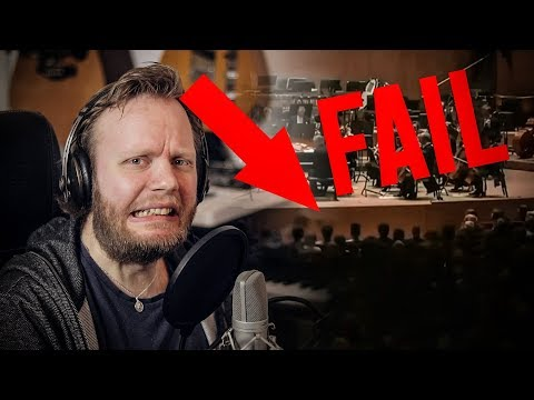 MUSICIAN REACTS TO CLASSICAL MUSIC FAILS