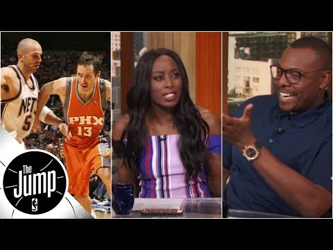 The Jump debates: Would you rather have Steve Nash or Jason Kidd? | The Jump | ESPN
