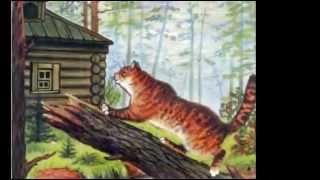 Сказка Кот и лиса