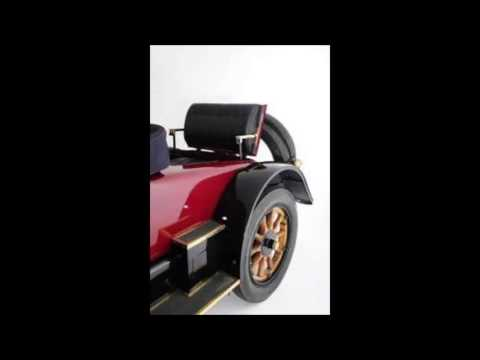 1913 Lancia Theta 35HP - YouTube