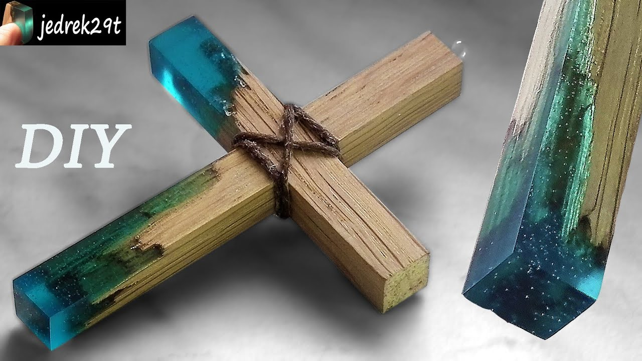How To Make Secret Wood Cross Diy