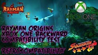 Rayman Origins - XBOX ONE Backwards Compatibility\Retrocompatibilità TEST