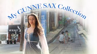 My 1970's GUNNE SAX Collection & How I Got Into Sewing