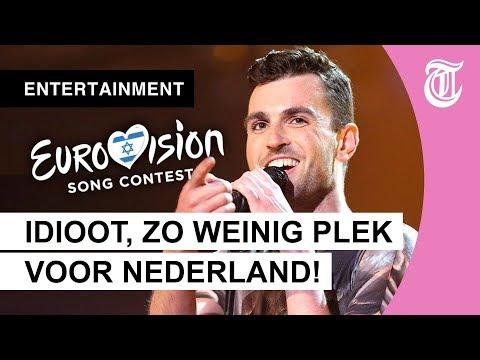 'Schandalig dat Songfestival ons zo afscheept'