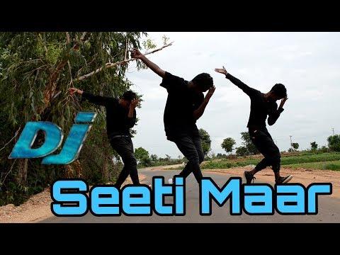 Seeti Maar Dance Cover by AA4 Crew Ft. Venkat Prasad   Siddu   Eshwar