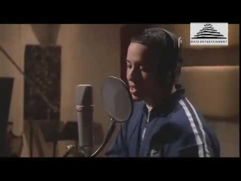 Daddy Yankee Somos De Calle En El Estudio [HD]