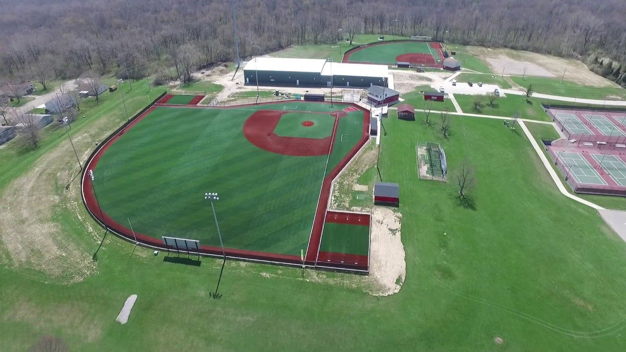 Logansport High School Baseball Field 360 176 Tour Youtube