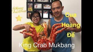 Ăn Cua Hoàng Đế - King Crab Mukbang pt 3