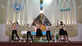 Cùng Mẹ Ra Khơi - Hiệp Đoàn Mân Côi Phú Thọ