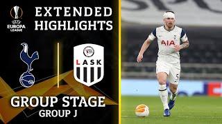 Tottenham vs. LASK: Extended Highlights   UCL on CBS Sports