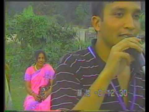 Study Tour at Cox Bazar - 2002
