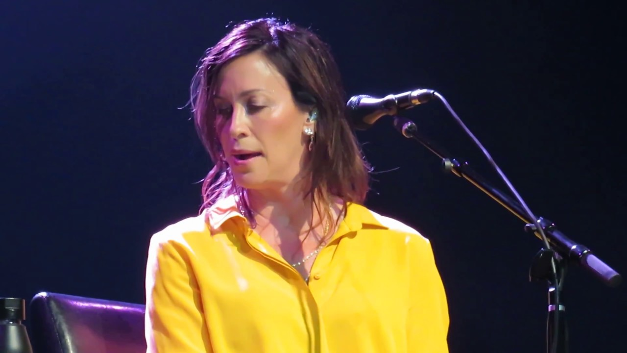 Alanis Morissette Mary Jane Acoustic Live At The