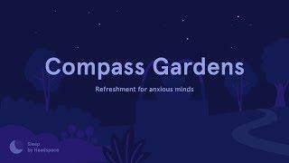 "Anxious Mind 5 Minute Deep Sleep Sleepcast: ""Compass Gardens"" on Sleep by Headspace screenshot 4"