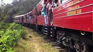 උඩරට මැණිකේ දුම්රිය - Udarata Manike Train
