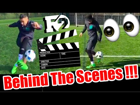 F2Freestylers Behind The Scenes!!!
