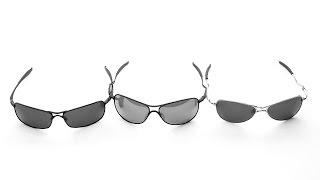 Oakley Crosshair Frame Comparison
