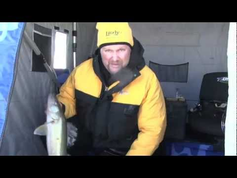 Fish Ed 006 Cold Front Walleye On Red Lake
