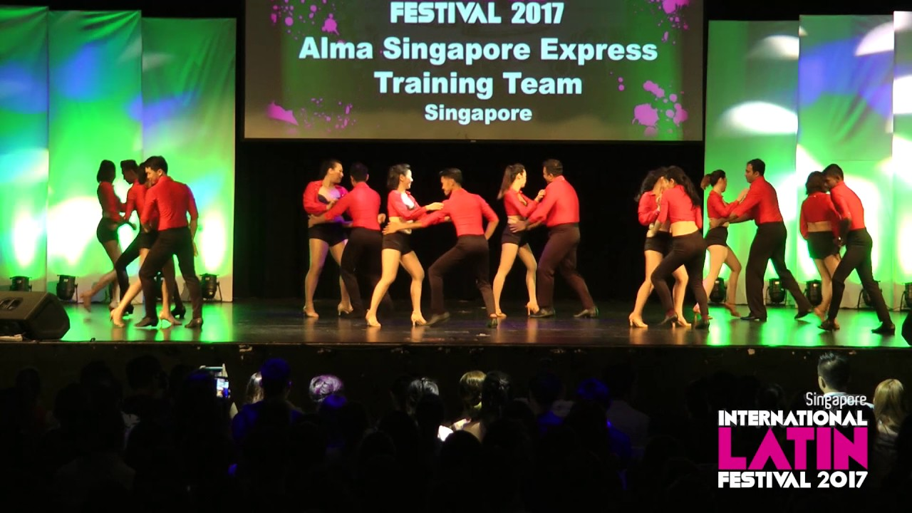 20170121 Silf 07 Alma Singapore Express Training Team Youtube