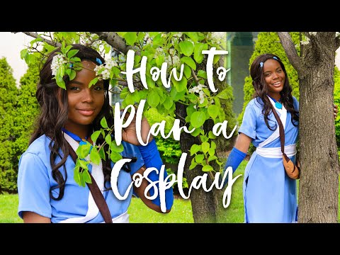 How To Plan A Cosplay