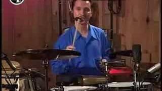 Raul Rekow & Karl Perazzo Demonstrate Afro-Cuban 6/8 Rhythm
