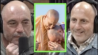 Raghunath Cappo Was a Monk for 6 Years | Joe Rogan