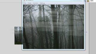 Adobe flash - Erstellung Nebel-Effekt im Wald