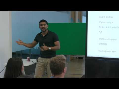 TokBox WebRTC on Safari Workshop - WHAT HAPPENED