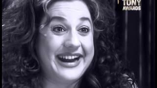Marissa Jaret Winokur/Hairspray Best Musical thumbnail