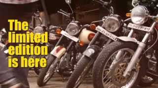 Royal Enfield launches limited edition models