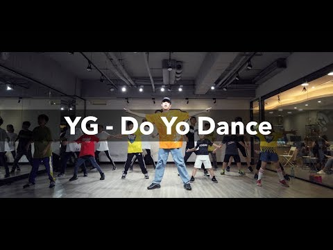 YG - Do Yo Dance ft. Kamaiyah, RJ, Mitch & Ty Dolla $ign | Eddie Hip Hop(兒少初級)