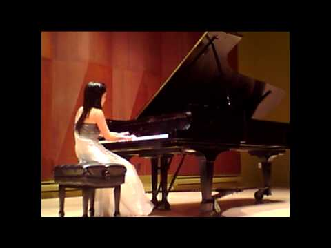Schubert Sonata in A major - D664, op.120 - I - Claudia Chan
