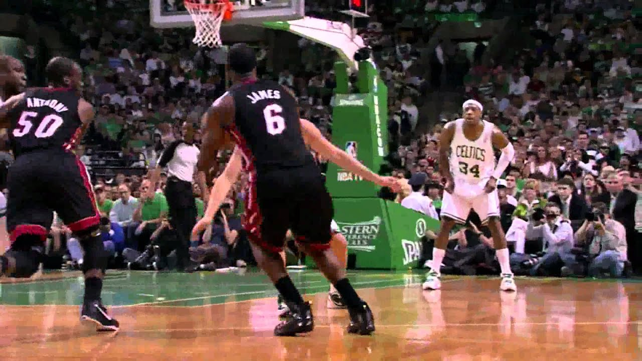 533ee7fd3b2 LeBron James 34 points vs Boston Celtics full highlights GM3 EFC NBA  Playoffs 2012.06.01 HD