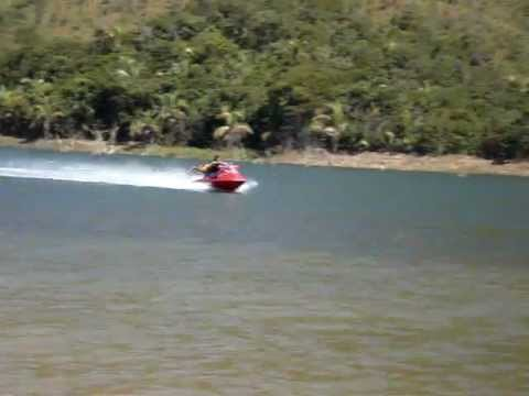 Jet ski top speed in serra da mesa