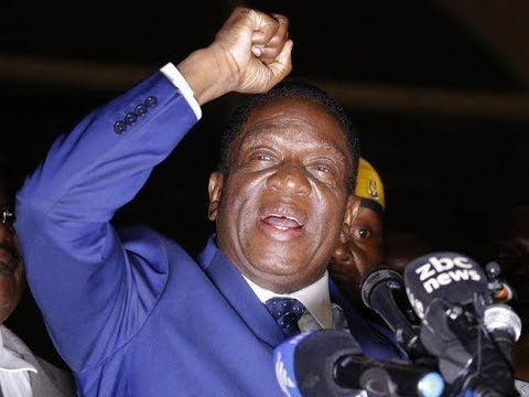 Mnangagwa's Fete: Mnangagwa to be sworn in as the president of Zimbabwe