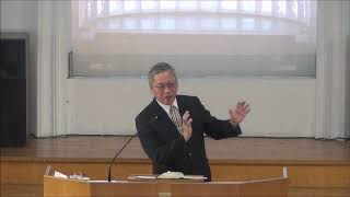 20181021浸信會仁愛堂主日信息_徐久明牧師