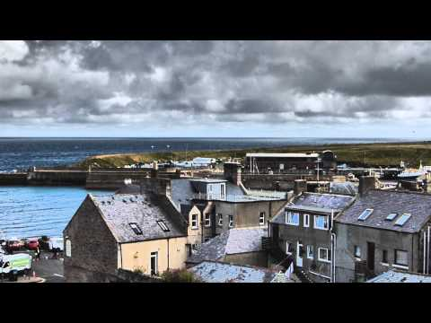 Brompton Bike and  Berwickshire Coastal Walk