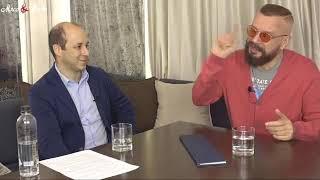 Андрей Ковалев - шоумен и политик, бизнесмен и телеведущий / Прямой эфир с Сергеем Мироновым