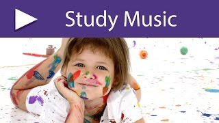 Cognitive Development: Educational New Age Instrumental Music for Child Memory
