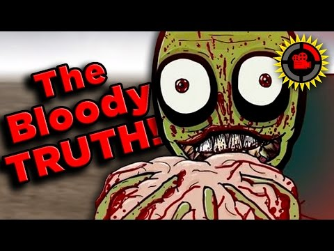Thumbnail: Film Theory: The HORRIFIC Story of Salad Fingers