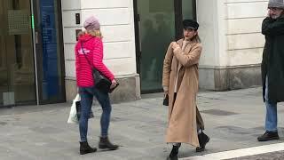 самая модная и популярная женская обувь в италии