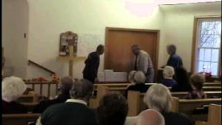 Church Skit on Sin ( Eyes On Jesus)