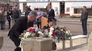 Mémoire : Journée du souvenir des victimes de la déportation - Édition 2015 à Avallon (89)