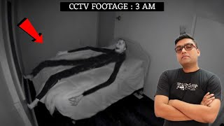 दल दहल दन वल भतय वडय -  Real Ghost Caught on CCTV Camera - her son can&#39t stop growing