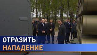 От ракет до вооружения пехоты. Что порадовало Лукашенко на военном производстве?