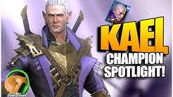 RAID SHADOW LEGENDS: KAEL Spotlight - One of the BEST