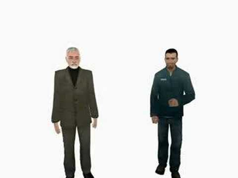 PC vs Mac: HL2 style
